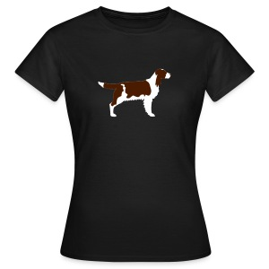 English Springer Spaniel - Frauen T-Shirt
