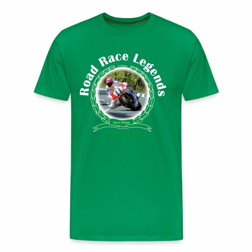 Road Race Legends 1991 - Men's Premium T-Shirt