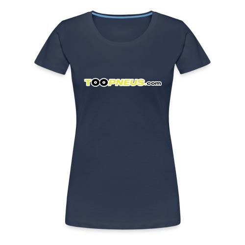 Tee-shirt grande taille Femme Toopneus - T-shirt Premium Femme