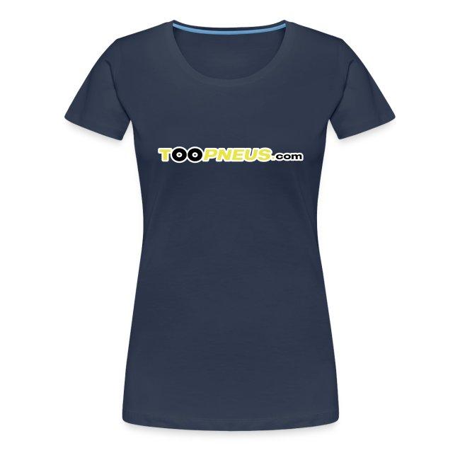 Tee-shirt grande taille Femme Toopneus