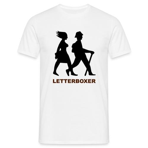Letterboxer - Männer T-Shirt