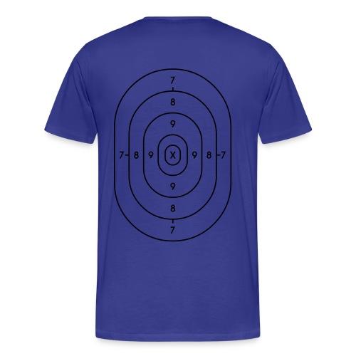 Bulls aye! - Premium T-skjorte for menn