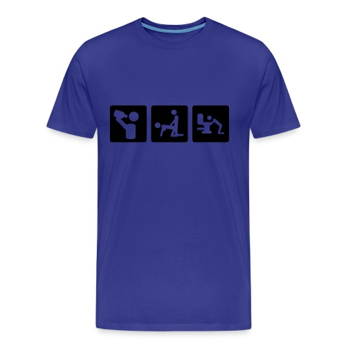 Consecuencias Party - Camiseta premium hombre