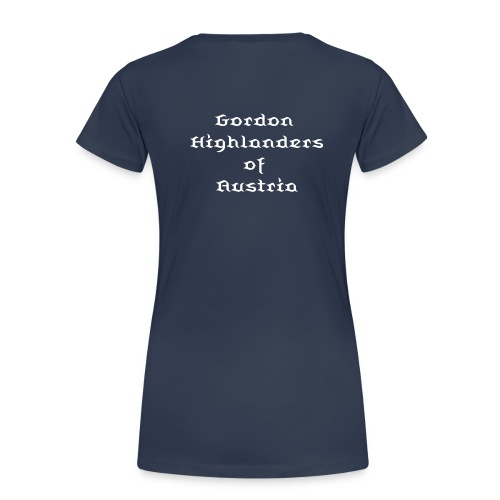 Gordon Girlie Shirt - Frauen Premium T-Shirt