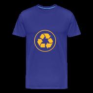 T-shirts ~ Mannen Premium T-shirt ~ Recycle circle