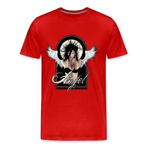 Dark  AngeI - Mannen Premium T-shirt