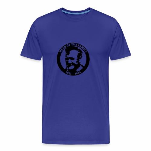 HEAD OF THE FAMILY - 1961-1974  - Men's Premium T-Shirt