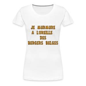 murmure - T-shirt Premium Femme
