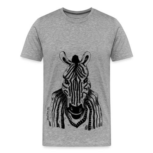 Sandra Barth Quagga - Männer Premium T-Shirt