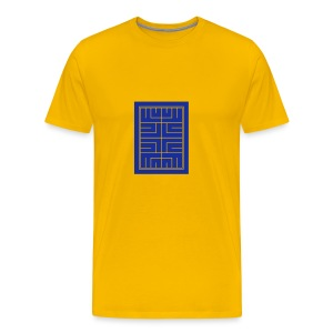 L.U.F.C SYMMETRICAL DESIGN - Men's Premium T-Shirt