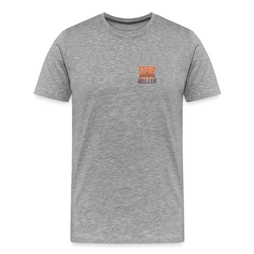 Team Brad Berlin 2010 No Sleeve Print - Men's Premium T-Shirt