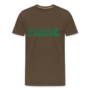 UP THE BASS - Men's Premium T-Shirt