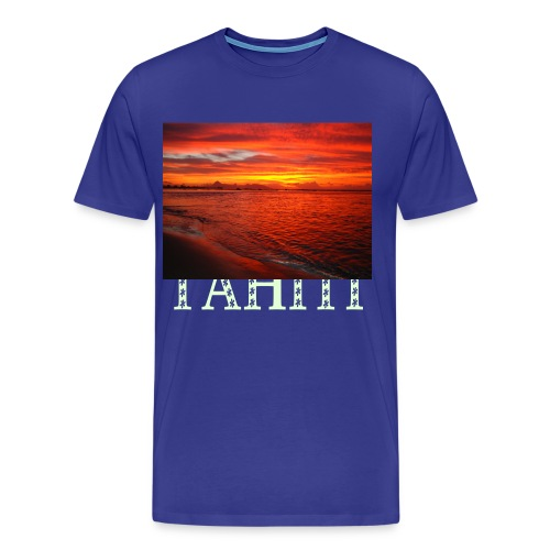 TAHITI T-SHIRT - T-shirt Premium Homme