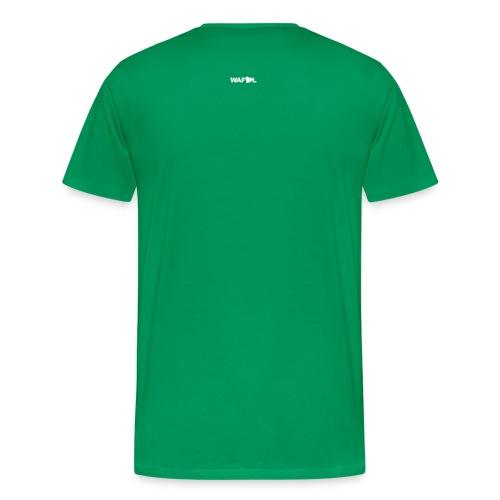 LEEDS FANS DEAN COURT 89-90 - Men's Premium T-Shirt