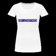 T-Shirts ~ Women's Premium T-Shirt ~ Mrs Lampard