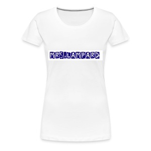 Mrs Lampard - Women's Premium T-Shirt