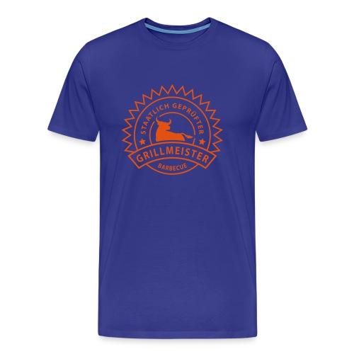 Sky Grillmeister T-Shirts - Männer Premium T-Shirt
