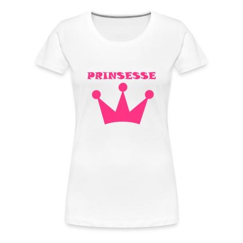 Prinsesse - Premium T-skjorte for kvinner