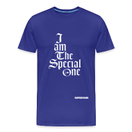 T-Shirts ~ Men's Premium T-Shirt ~ I Am the Special One - Men's T-Shirt
