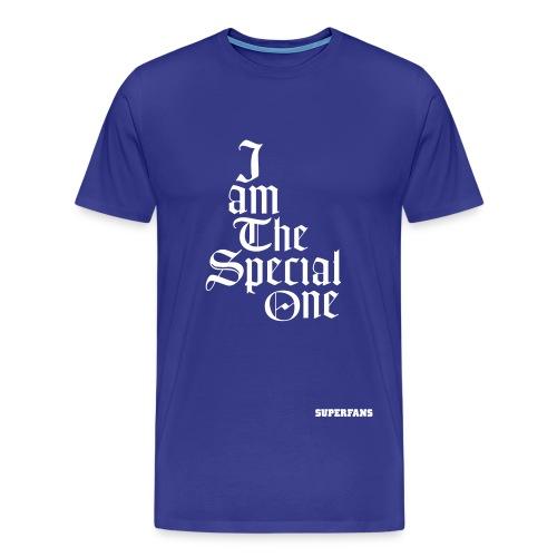 I Am the Special One - Men's T-Shirt - Men's Premium T-Shirt