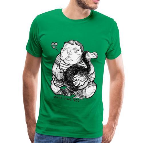 Friedem. Zschiedrich Hausdodo - Männer Premium T-Shirt