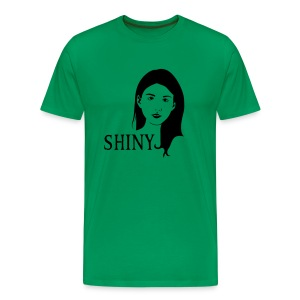 Shiny (green) - Men's Premium T-Shirt
