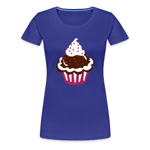 Cupcake - Vrouwen Premium T-shirt