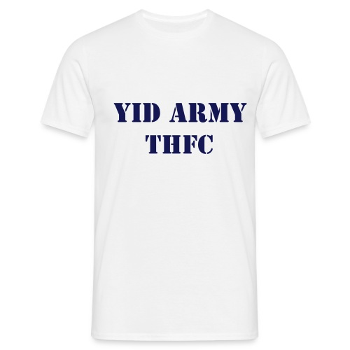 Mens YID ARMY T-Shirt - Men's T-Shirt