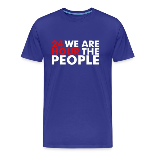 We Are the People - Men's Premium T-Shirt
