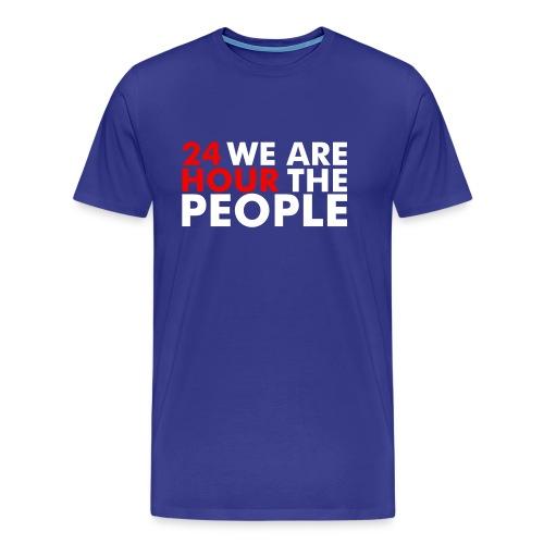 We Are the People - Men's Premium T-Shirt