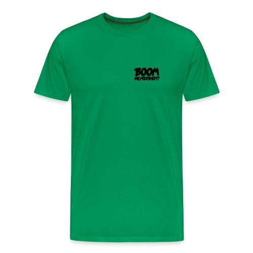Boom headshot - Men's Premium T-Shirt