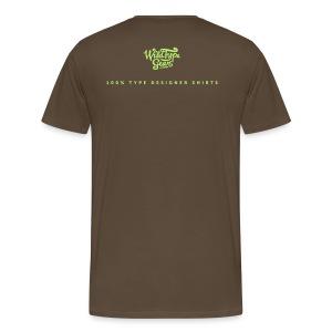 WTG shirt - Men's Premium T-Shirt