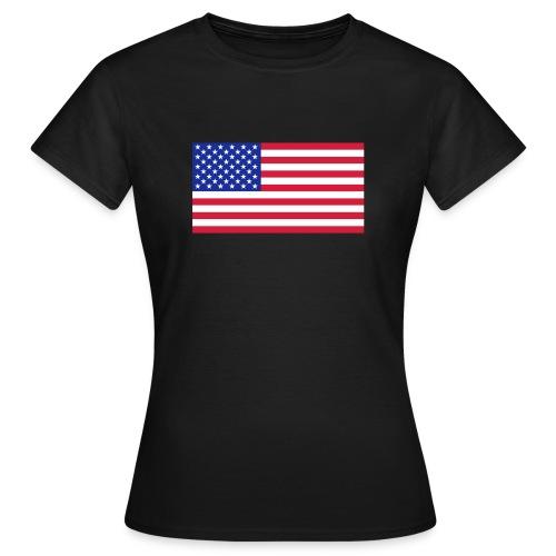 USA - Vrouwen T-shirt