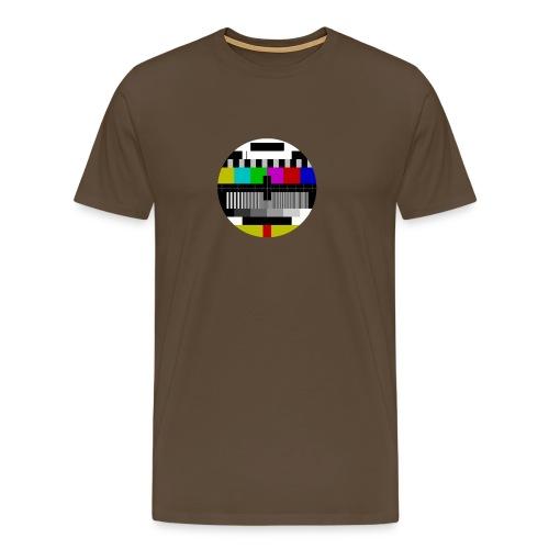 testbeeld - Mannen Premium T-shirt