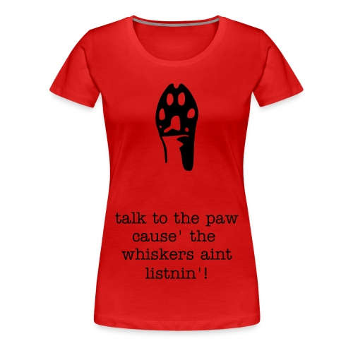 roar! - Women's Premium T-Shirt