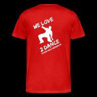 T-Shirts ~ Männer Premium T-Shirt ~ Männer T-Shirt Übergröße