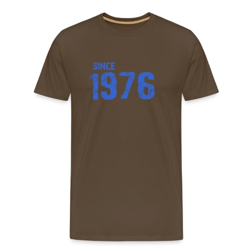 Since 1976 - Mannen Premium T-shirt