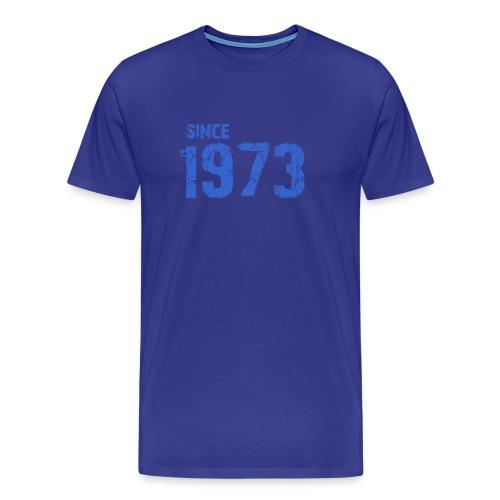 Since 1973 - Mannen Premium T-shirt