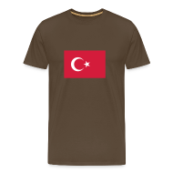 T-shirts ~ Mannen Premium T-shirt ~ Turkije