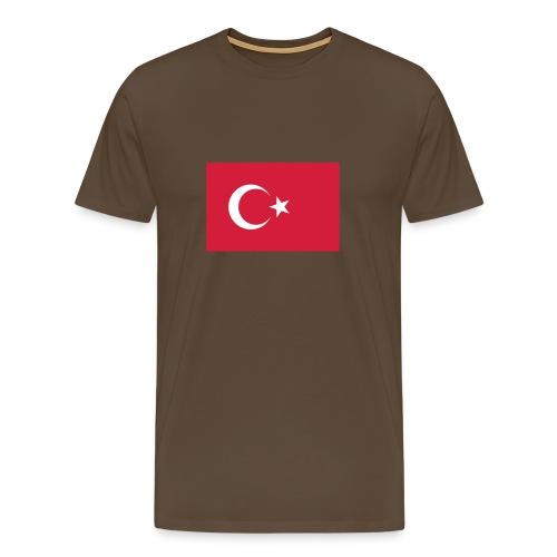Turkije - Mannen Premium T-shirt