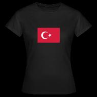 T-shirts ~ Vrouwen T-shirt ~ Turkije
