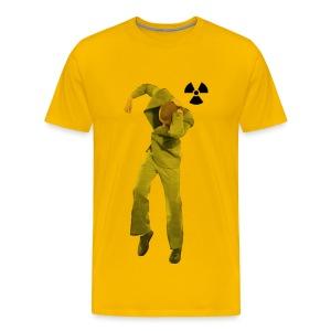 TJERNOBYLBARNET GUL - Premium-T-shirt herr