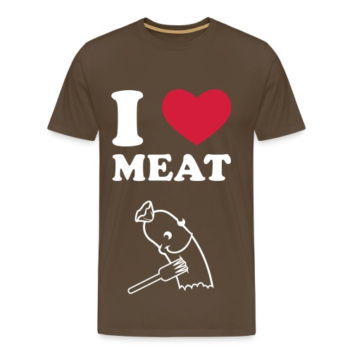 Meat Lover - Men's Premium T-Shirt