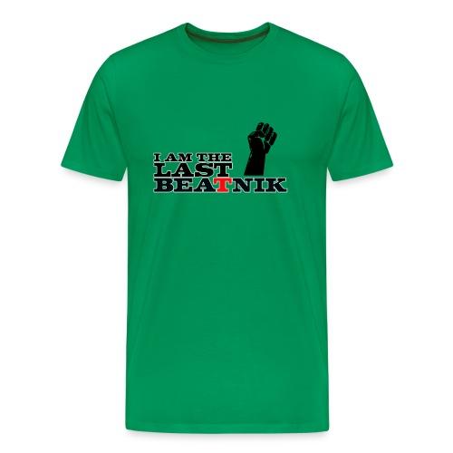 The Last Beatnik - Men's Premium T-Shirt