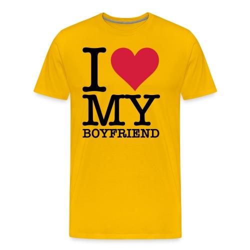 leuke smile - Mannen Premium T-shirt
