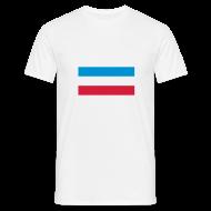 T-shirts ~ Mannen T-shirt ~ Servie Montenegro