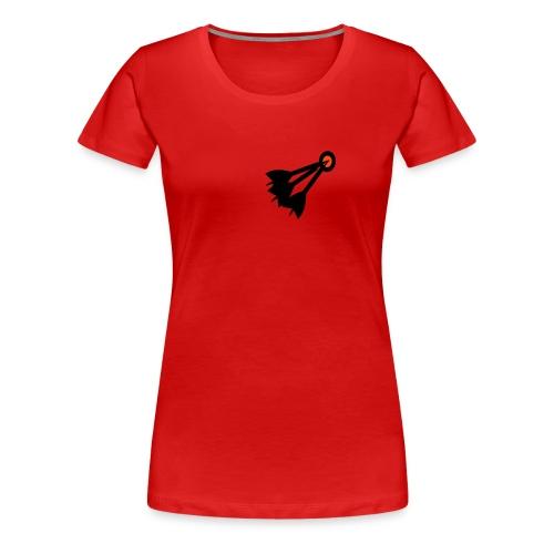 Camiseta con dardos - Camiseta premium mujer