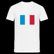 T-shirts ~ Mannen T-shirt ~ Frankrijk
