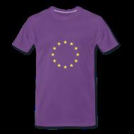 T-shirts ~ Mannen Premium T-shirt ~ Europese Unie