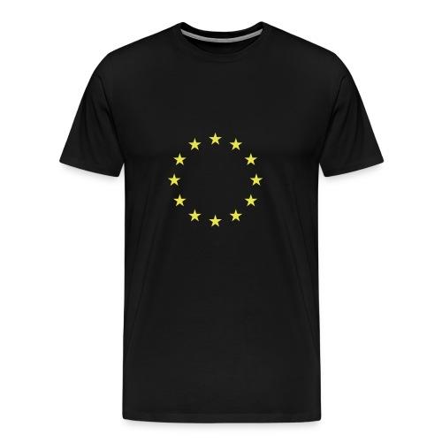 Europese Unie - Mannen Premium T-shirt